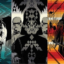 Pendleton - Star Wars Blankets - Collector's Set