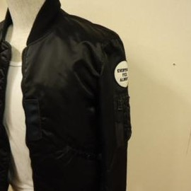 HYSTERIC GLAMOUR - MA-1 Jacket