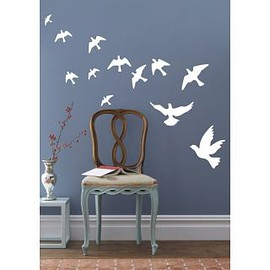 wallstickerdeal - Dove of Peace Wall Stickers