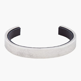 Maison Martin Margiela - Brass Leather Lined Bracelet