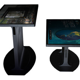 ideum - Multitouch Coffee Table with Android