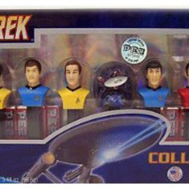 PEZ - Star Trek Collector's Series