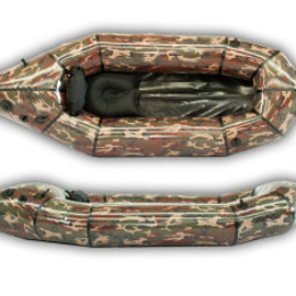 ALPACKA RAFT - Mule in Woodland Camo