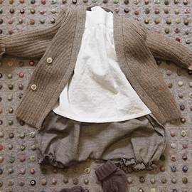 Pullover Brown + PePe Shoes