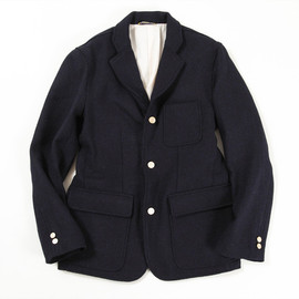 MARK MCNAIRY NEW AMSTERDAM - HARRIS TWEED SUITS JACKET/ AW 2012