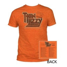 THIN LIZZY / 79 Tour / T-Shirts Tシャツ シン・リジィ