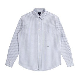 Noah NYC - Alternating Stripe Oxford