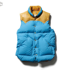 SOPHNET., Rocky Mountain Featherbed - ROCKY MOUNTAIN FEATHERBED DOWN VEST