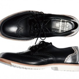 uniform experiment - uniform experiment forest of gingko FOG wing tip shoes