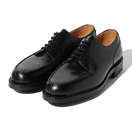 CROCKETT & JONES - MORETON BLACK CALF