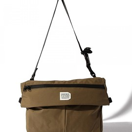 FREDRIK PACKERS - FREDRIK PACKERS / MOTO SHOULDER PACK