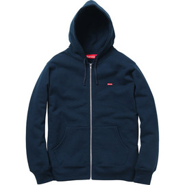 Supreme - Small Box Zip-Up
