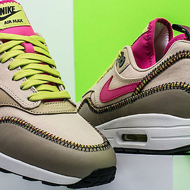 NIKE - Air Max 1 Ultra 2.0 - Mushroom/Deadly Pink