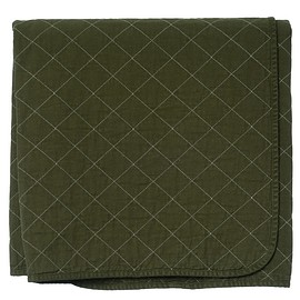UTILITY CANVAS - Throw Blanket - olive