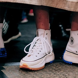 J.W. Anderson, CONVERSE - SS2019 J.W. Anderson × CONVERSE Platform sneakers