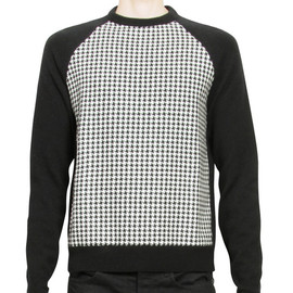 Ami - Hounds Tooth Knit