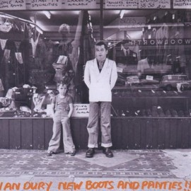 Ian Dury & The Block Heads - New Boots & Panties