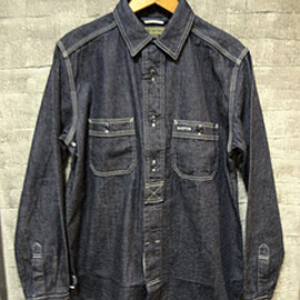 Nigel Cabourn - DENIM SHIRT