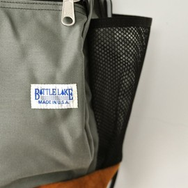 Battle Lake Outdoors - Leather Bottom Day Pack