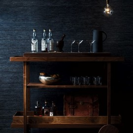 the new traditionalists - Bar Cart no. One