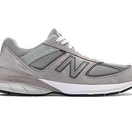 New Balance - 990v5 Made in USA Grey with Castlerock