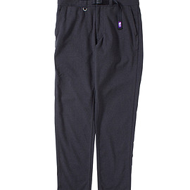 THE NORTH FACE PURPLE LABEL - nanamica x THE NORTH FACE Polyester Serge Field Pants NT5657N 2016AW