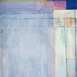 "Richard Diebenkorn -  ""Ocean Park No. 54"" 1972"