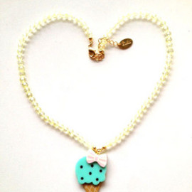 Shirley Temple LuLu - IceCream Necklace
