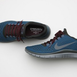 Nike - Nike x UNDERCOVER Gyakusou Fall/Winter 2012 Footwear Collection