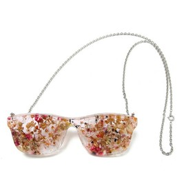 ANREALAGE - SHELL FLOWER SUNGLASSES