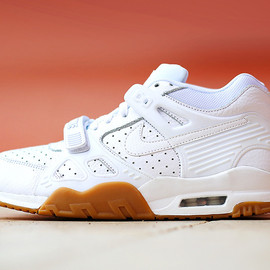 Nike - Air Trainer III - White/Gum