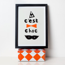 DARLING CLEMENTINE - Image of PARIS PRINT