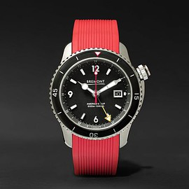 Bremont - Oracle II Watch with Rubber and Kevlar® Straps