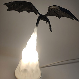 Game of Thrones Dragon Lamp - Game of Thrones Dragon Lamp
