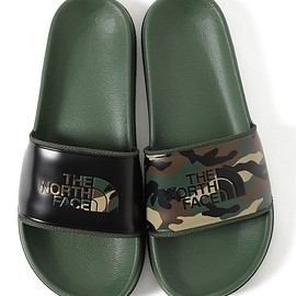 THE NORTH FACE - BEAMS別注 Base Camp Slide II - CAMO -