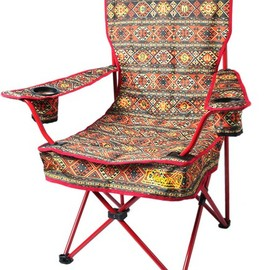 Coleman×BEAMS - Arm Chair(Kilim)