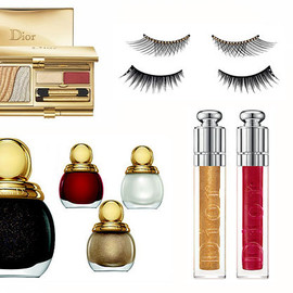 Dior - Grand Bal Holiday 2012 Makeup Collection