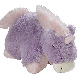 Pillow Pets - [LAY]My Pillow Pets Lavender Unicorn 18""