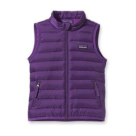 Patagonia - Baby Down Sweater Vest Purple