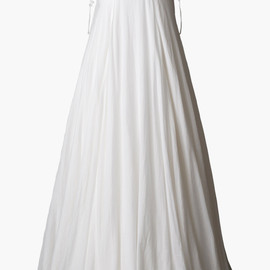 maison de anima OVAL - E U wedding dress