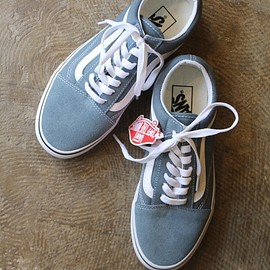 VANS - OLD SKOOL  GOBLIN BLUE