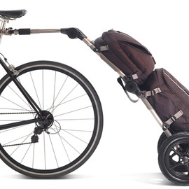 Burley  - Travoy Bike Trailer