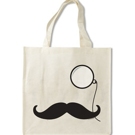 Accoutrements - Mustache and Monocle Bag