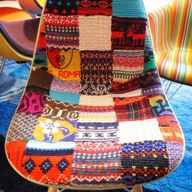 Knit Arm Chair