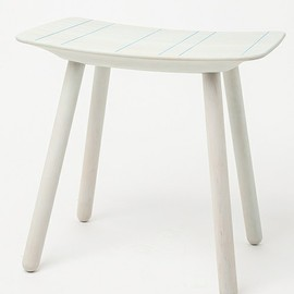 KARIMOKU NEW STANDARD - COLOUR STOOL ブルー