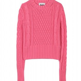 Acne - Acne - LIA CABLE KNIT PULLOVER - mytheresa.com GmbH