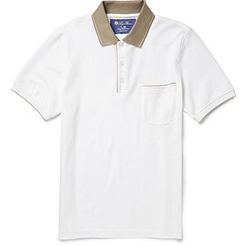 Loro Piana - Cotton-Piqué Polo Shirt