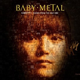 BABYMETAL - Various Babymetalized album covers