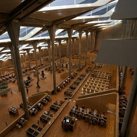 Egypt - Library of Alexandria