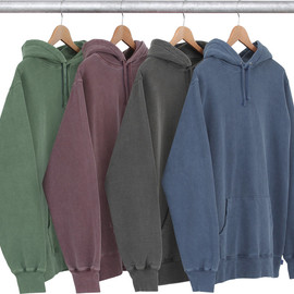 Supreme - Over Dyed Pullover